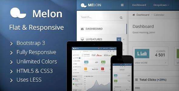 melon-flat