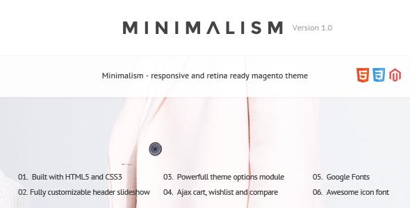 minimalism-responsive