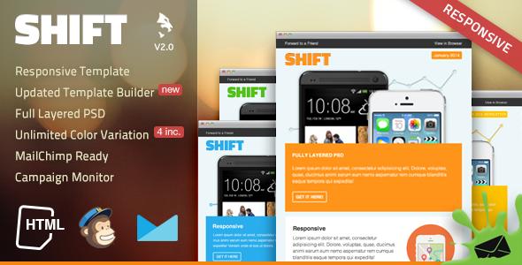 shift-responsive