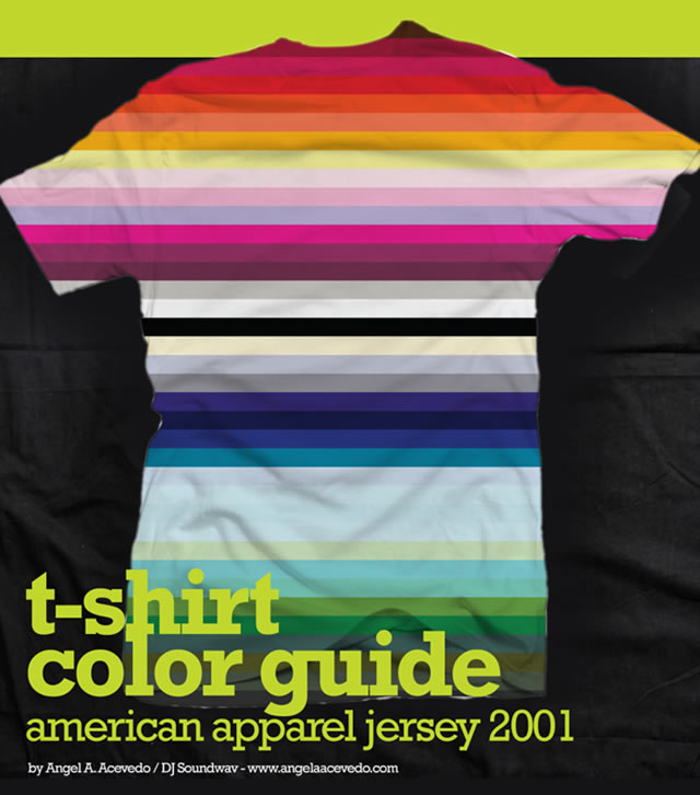 tshirt-color