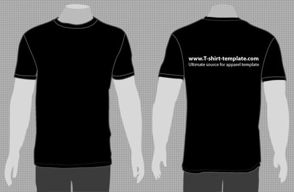 tshirt-vector01
