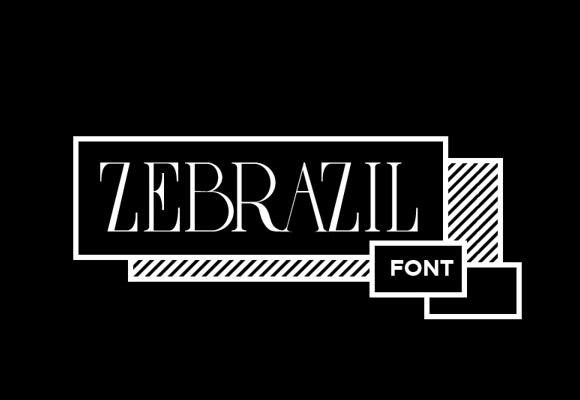 zebrazil-free-font