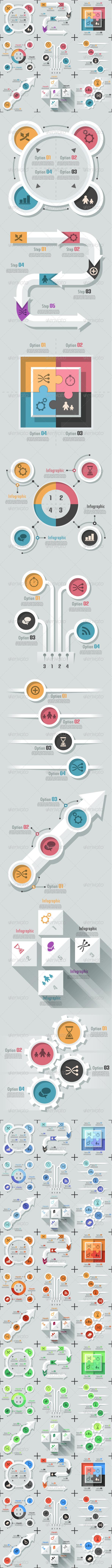 9-flat-infographic