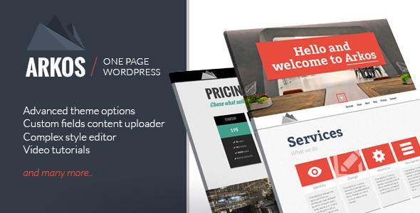 arkos-wordpress