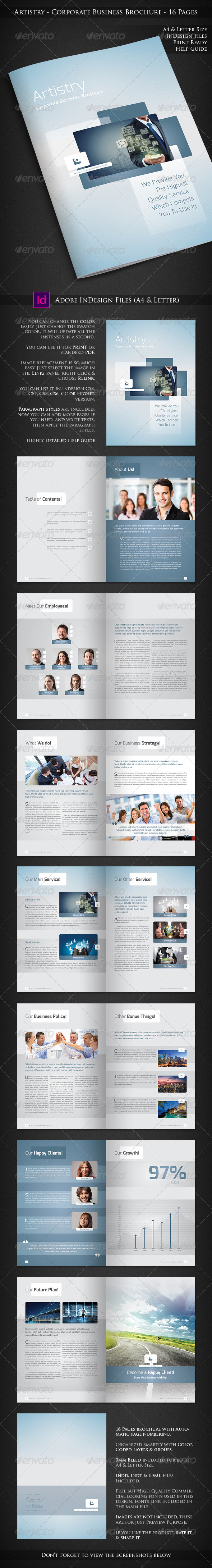 artistry-16pages
