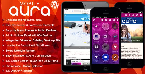 25+ Best WordPress Mobile Theme