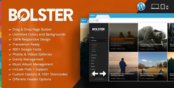 bolster-music