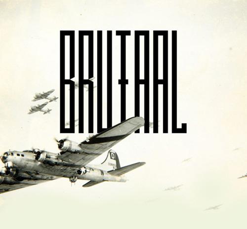 brutaal-free