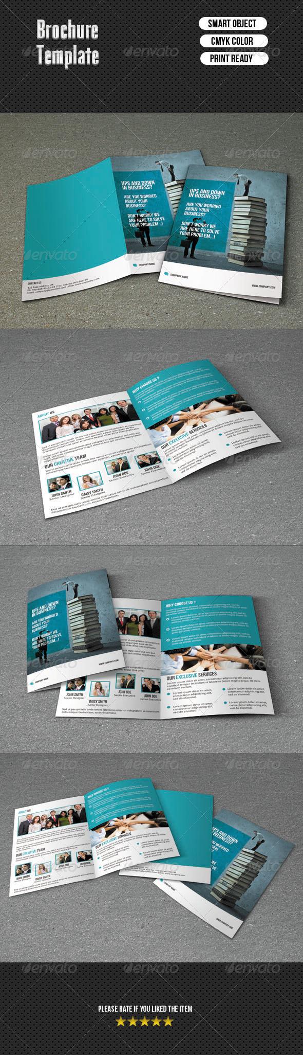 business-brochuer