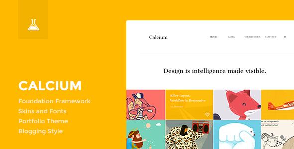 calcium-minimalist