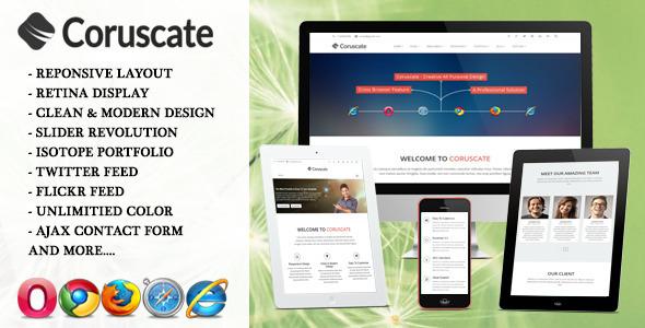 coruscate-multipurpose