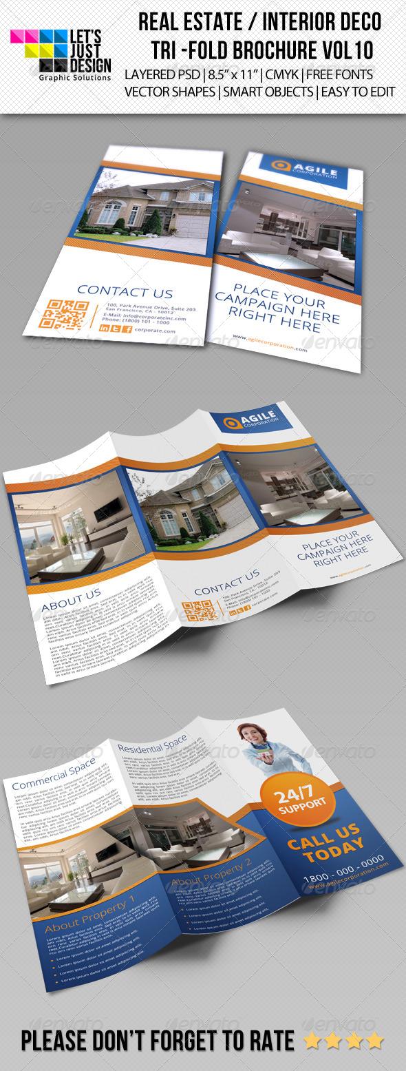 100+ Quality PSD Brochure Template