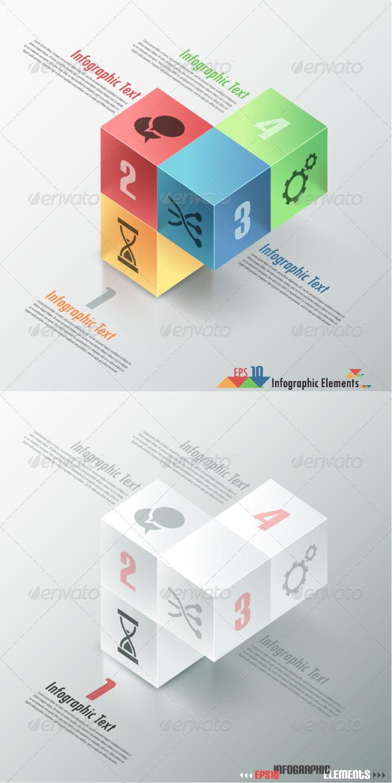 cubes-infographics