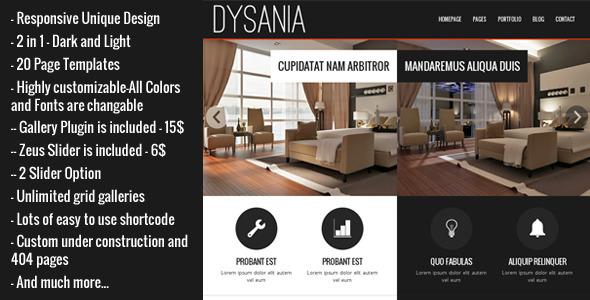 dysania-wordpress