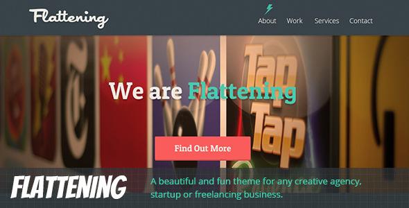 flattening-responsive
