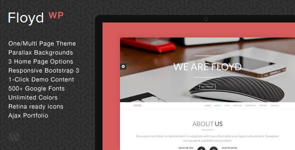 floyd-wordpress