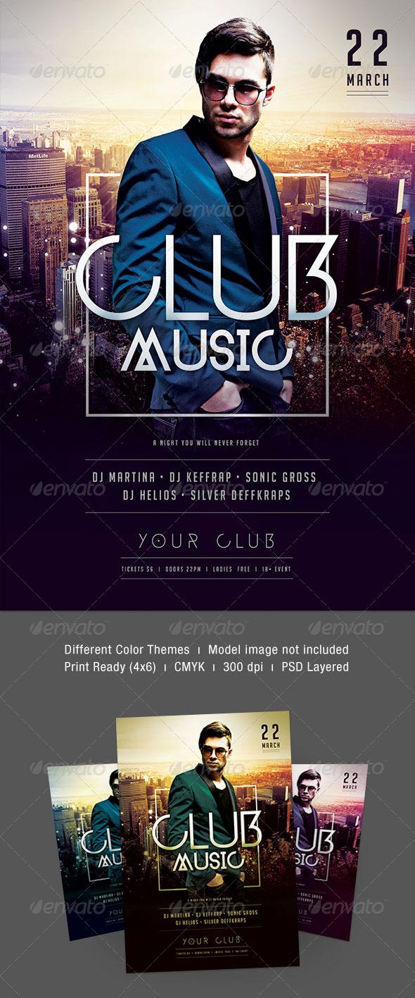 flyer-club