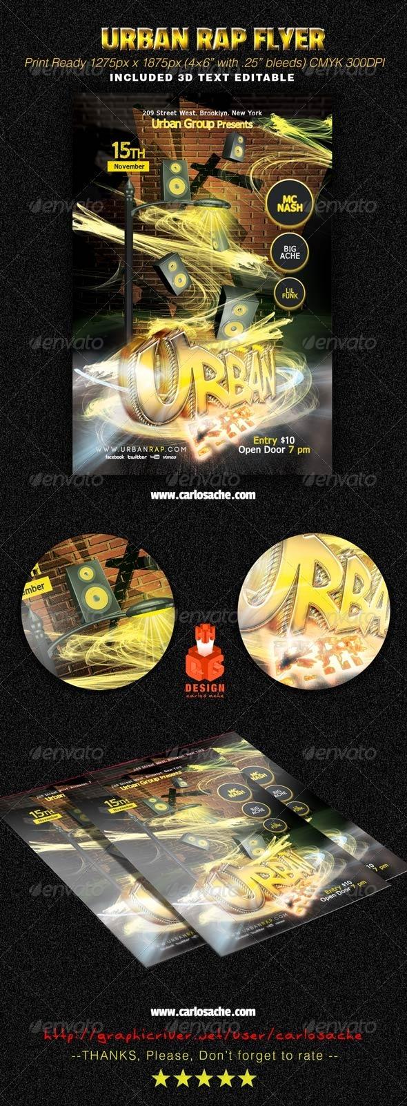 flyer-urban