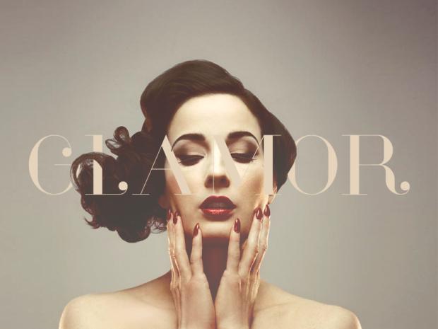 glamor-free