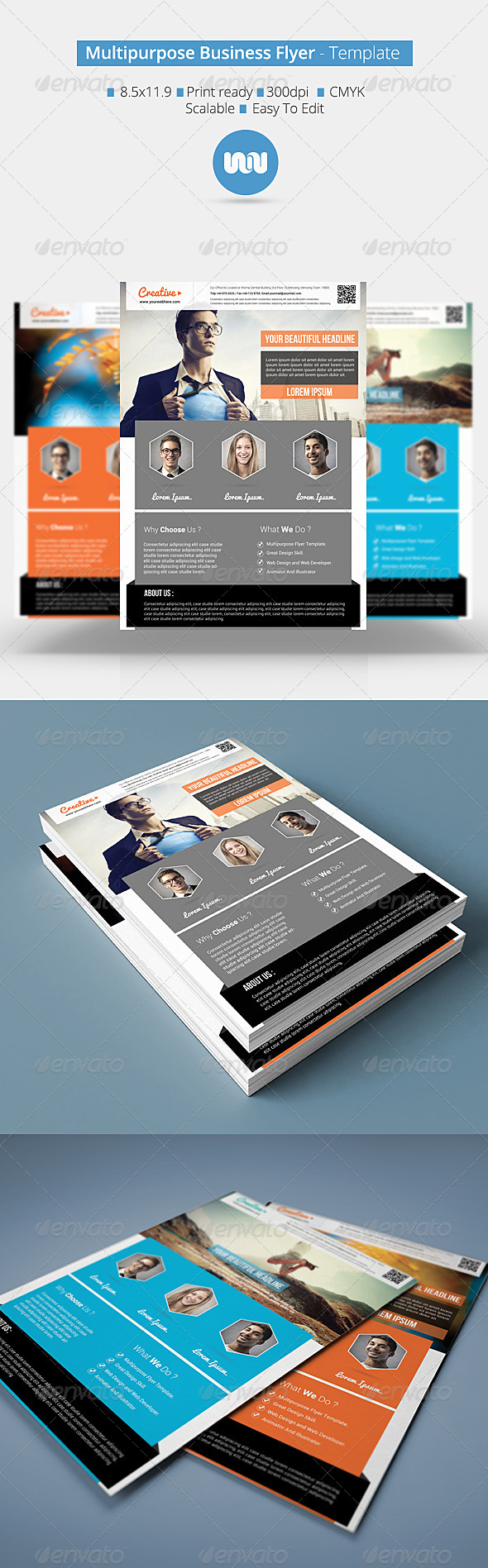 multipurpose-template