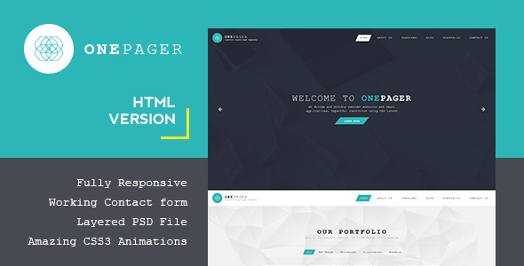 onepager-responsive