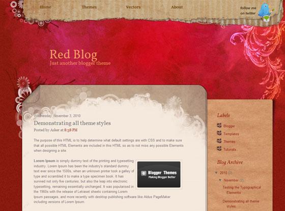 red-blog