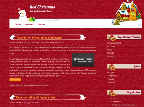 red-christmas