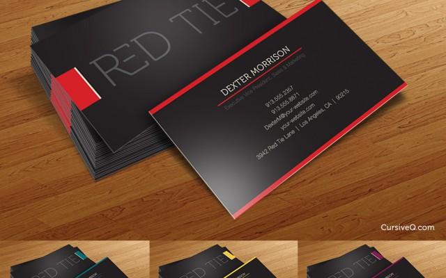 red-tie