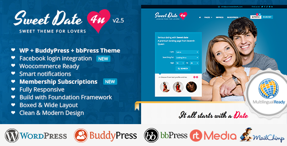 25+ WordPress BuddyPress Themes for 2014