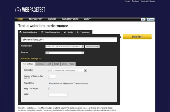 test-web