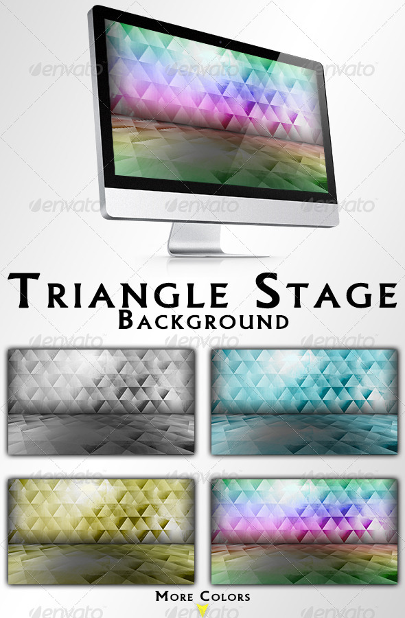 triangle-stage