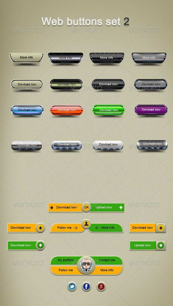 web-button-set2