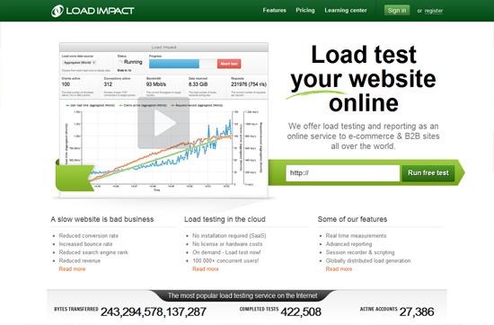 website-load