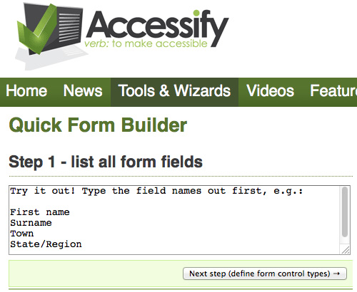 accessify-form