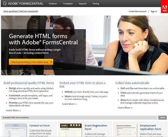 adobe-formcentral