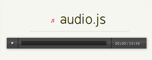 10+ Amazing Free HTML5 Audio Player