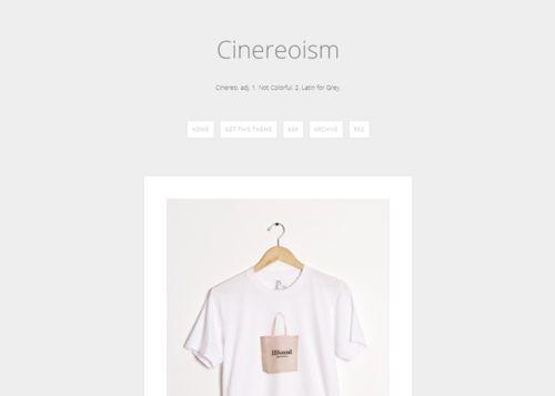 cinereoism-theme