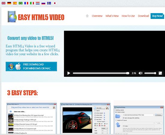 easy-html5