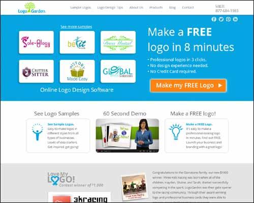 free-logogarden