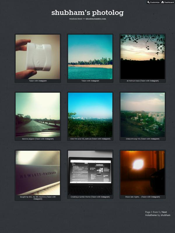 instatheme-photoblog