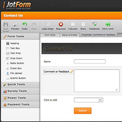 jotform-html