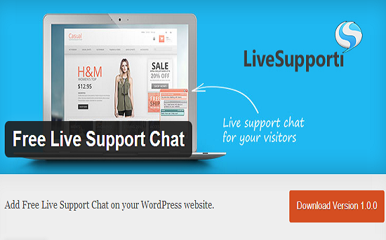 live-supportie