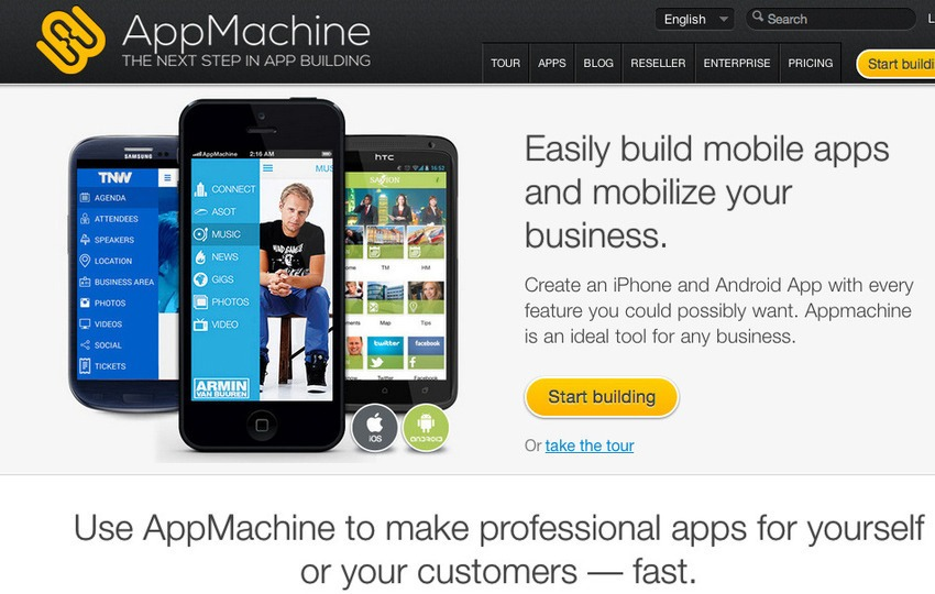 machine-apps