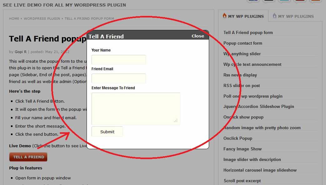 tell-a-friend