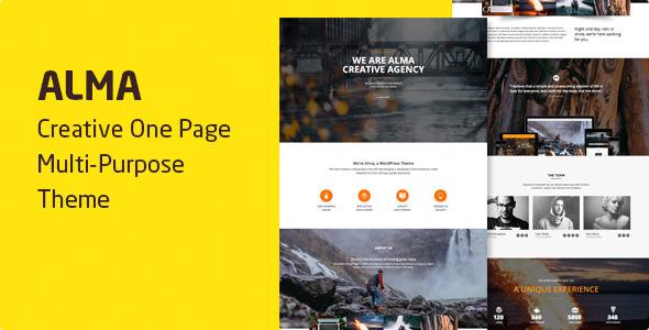 alma-onepage