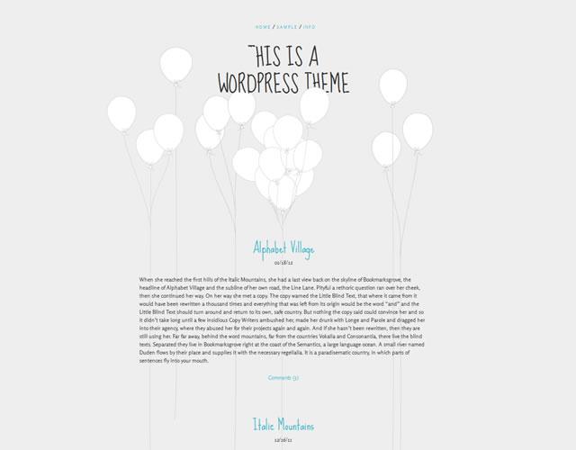 balloons-theme