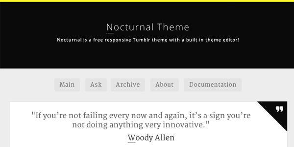 noctumal-theme