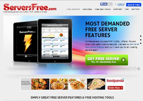 servers-free