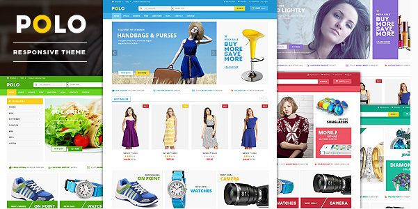 55+ Virtuemart Templates enhance Online Shops in Joomla