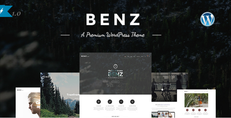 25 Creative WordPress Themes for Agency Corporate